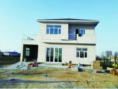 新款農村二層小別墅設計圖
